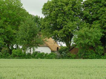 Landhaus in Quern