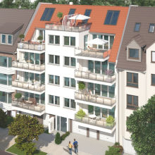 Penthouse in Bremen  - Regensburger Straße