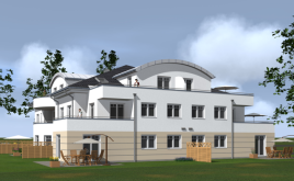 Penthouse in Rastede  - Hankhausen II