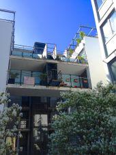 Vermietet: Komfortwohnung mit schönem Balkon und ruhig in Harvestehude