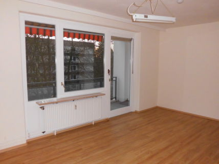 Traumhafter Balkon in bester Lage