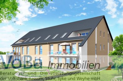 Dachgeschosswohnung in Weyhe  - Kirchweyhe