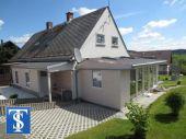 Kapitalanlage  langfristig vermietetes kleines Einfamilienhaus / DHH...