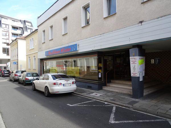 Ladenlokal zentraler Innenstadtlage - Gewerbeimmobilie mieten - Bild 1