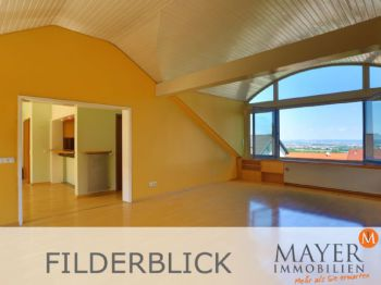 Dachgeschosswohnung in Filderstadt  - Plattenhardt