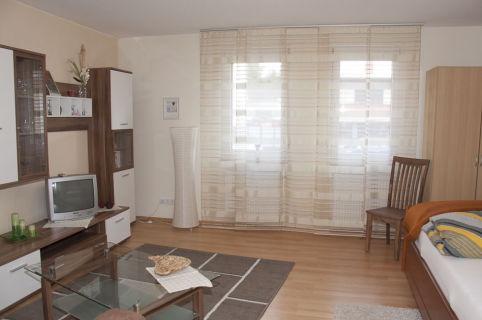 AllGrund: Dreieich: Möbliertes Apartment 1 Zimmer trendy - Ideal auch...