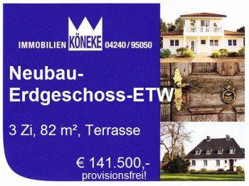 Erdgeschosswohnung in Bruchhausen-Vilsen  - Bruchhausen-Vilsen