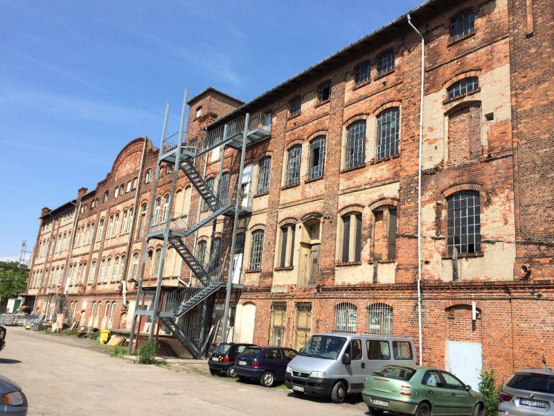 ehemaliges Fabrikgeb�ude guter Lage VERKAUFEN - Grundst�ck mieten - Bild 1