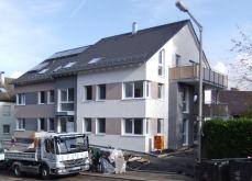 Dachgeschosswohnung in Magstadt