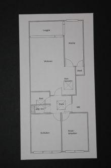 Etagenwohnung in Mönchengladbach  - Hockstein