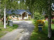 Ferienhaus in ÖSTMARK