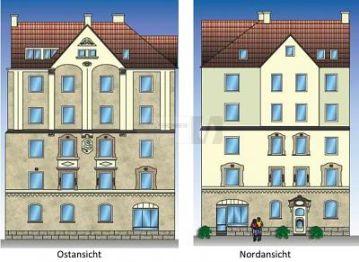 Erdgeschosswohnung in Nürnberg  - Hummelstein