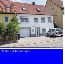 Reiheneckhaus in Wurmlingen