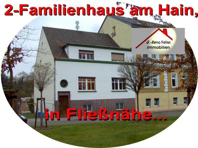 2 FAMILIENHAUS ZUM HAIN idyllischem Garten beliebter Wohngegend - Haus kaufen - Bild 1