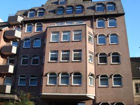 1-Zi-Whg. im 1.OG-Nr.3- Nordergraben 24 Flensburg