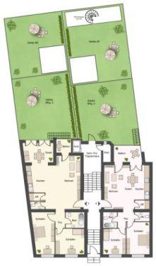 Wohnung in Düsseldorf  - Flingern Nord