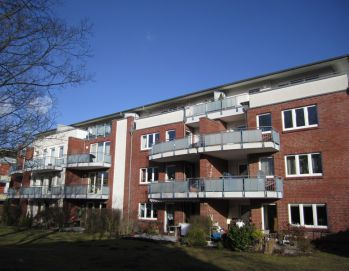 Dachgeschosswohnung in Wentorf bei Hamburg