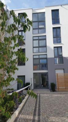 Dachgeschosswohnung in Halle  - Altstadt