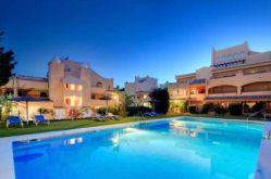 Etagenwohnung in Marbella