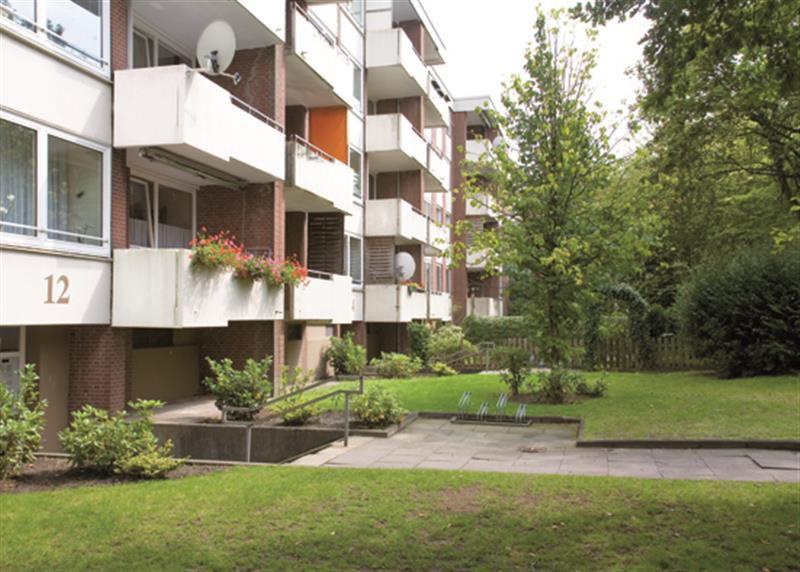 Nette Nachbarn gesucht g�nstig geschnittene 4 Zi Wohnung WBS - Wohnung mieten - Bild 1