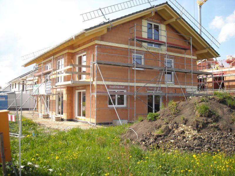 Exklusive Doppelhaush�lften Erstbezug - Haus mieten - Bild 1