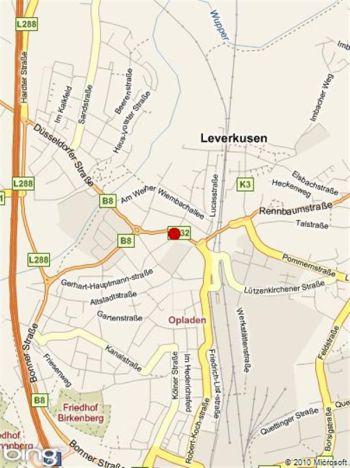 Stellplatz in Leverkusen  - Opladen