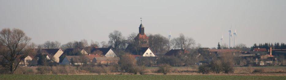 Bauernhaus in Retzow
