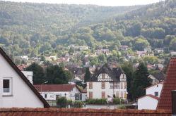 Dachgeschosswohnung in Bürgstadt