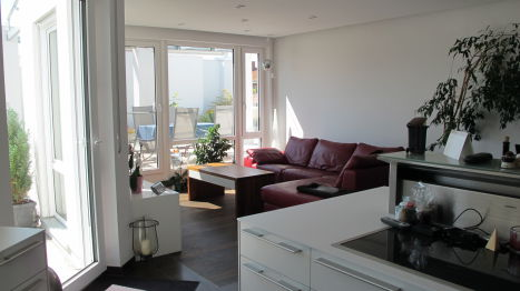Penthouse in München  - Obergiesing