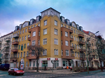 Dachgeschosswohnung in 							Berlin 							 - Wedding