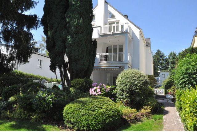 A H�RNER IMMOBILIEN Diplomaten Villa Exklusiver Wohnkomfort Luxusausstattung - Haus mieten - Bild 1