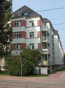 Maisonette in Zwickau  - Pölbitz