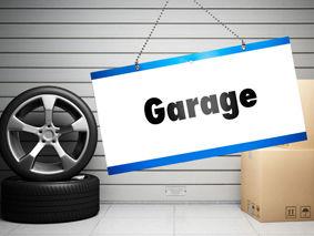 Garage in Duisburg  - Obermeiderich
