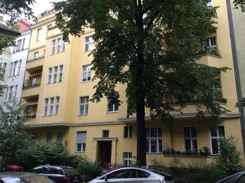 Bayerisches Viertel Altbau historischer Lift - Wohnung kaufen - Bild 1