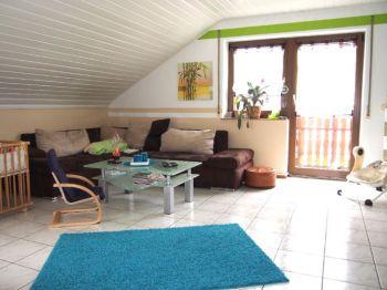 Dachgeschosswohnung in Villingen-Schwenningen  - Weigheim