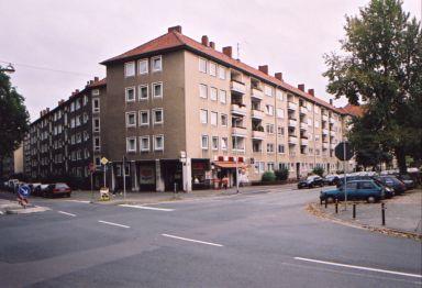 Etagenwohnung in Hannover  - Vahrenwald