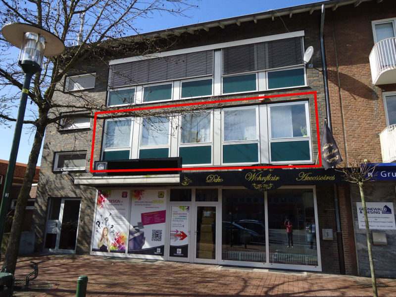 B�ror�ume City Lage - Gewerbeimmobilie mieten - Bild 1