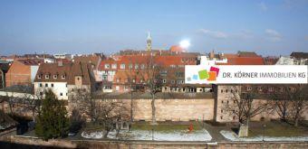Bürohaus in Nürnberg  - Tafelhof