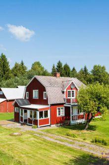 Ferienhaus in VÄSTRA ÄMTERVIK