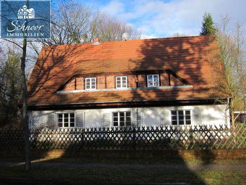 Schnoor Immobilien Charmantes EFH Garage bezauberndem Grundst�ck N�he Fischtalpar - Haus mieten - Bild 1