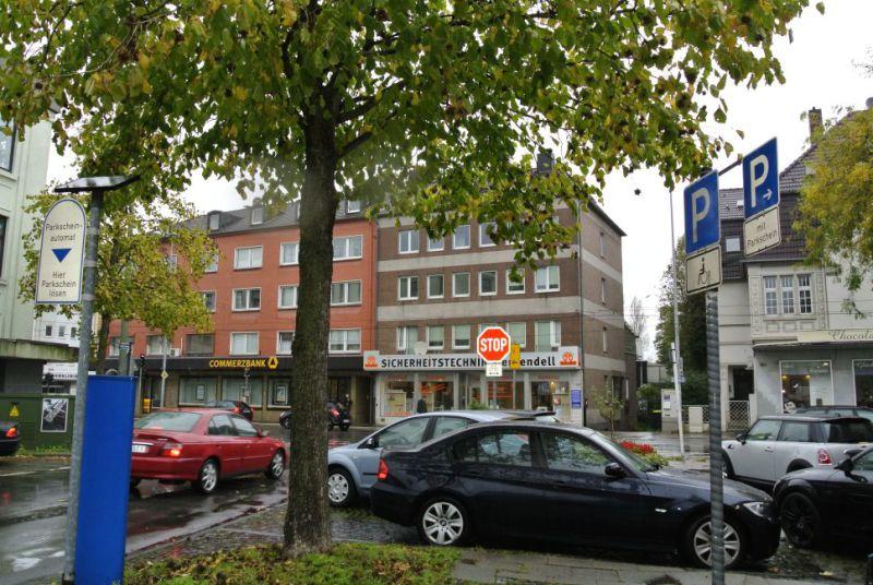 M�lheim Speldorf 2 OG 51 m� 2 Zimmer K�che Diele Bad - Wohnung mieten - Bild 1
