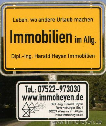Wohnung in Isny  - Beuren