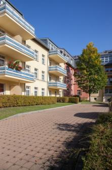 Dachgeschosswohnung in Glauchau  - Schönbörnchen