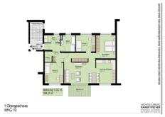 Wohnung in Diedorf  - Diedorf