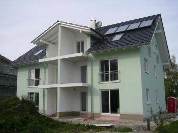Erdgeschosswohnung in Hallbergmoos  - Goldach