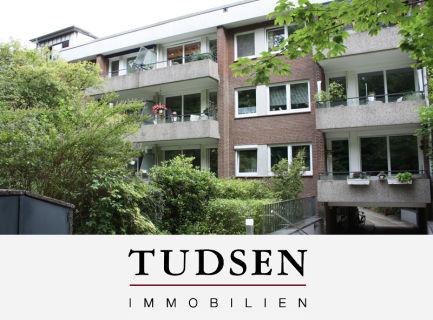 Reserviert: Vermietete 1 Zimmer Wohnung zentral gelegen nahe Ortskern.