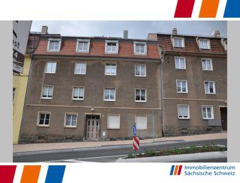 Dachgeschosswohnung in Pirna  - Pirna