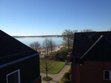 Exklusives Wohnen an der Hafenspitze mit Ostseeblick