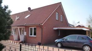 Doppelhaushälfte in Oldendorf