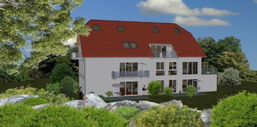 Dachgeschosswohnung in Lappersdorf  - Kareth